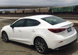 2018 Mazda3 remains top-tier compact car