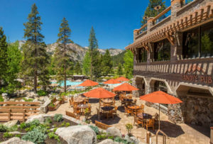 Resort at Squaw Creek offers array of summer activities