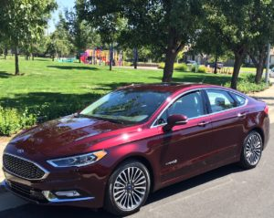 Ford Fusion hybrid a solid choice