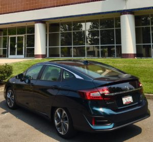 Honda Clarity Unique Plug-in Hybrid