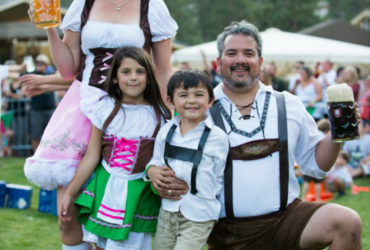 Oktoberfest Sept. 22 at Squaw Valley