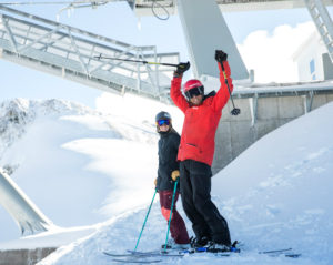 What's new this year at Squaw Valley Alpine Meadows?