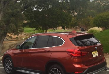 BMW X1 an affordable, luxury SUV