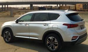 2019 Hyundai Santa Fe remodeled