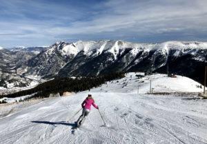Frisco Colorado a winter wonderland