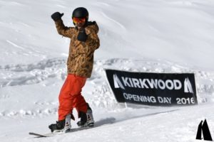 Kirkwood Mountain ski resort opening Nov. 24