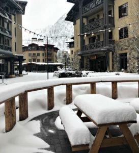 First snowfall hits Lake Tahoe ski resorts Wednesday