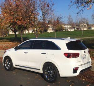 2019 Kia Sorento versatile SUV