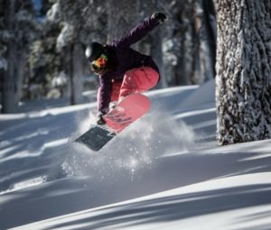 10 Tips for tree skiing