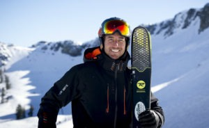 Ski during holidays with Olympian Jonny Moseley