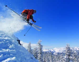 How to become advanced skier
