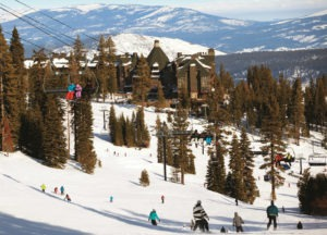 Ritz-Carlton Lake Tahoe ideal ski destination