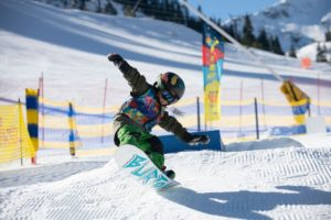 Squaw Valley opens snowboard parks for kids