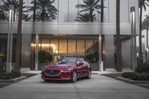 Changes improve 2018 Mazda6