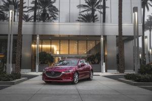 Changes improve 2018 Mazda6