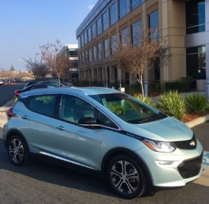 Chevy Bolt still standout among electric vehicles