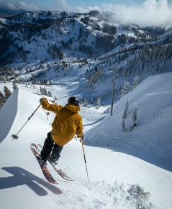 More snow coming to Tahoe ski resorts