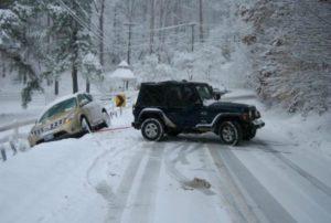 Weather creating havoc for Tahoe ski resorts