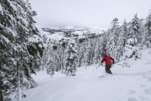 Storm may bring 2-6 feet snow at Tahoe ski resorts