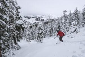 Storm may bring 2-6 feet snow at Tahoe ski resorts