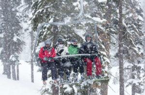 Northstar sets new February snowfall record