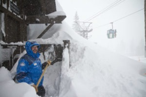 Squaw Valley sets new February snowfall record