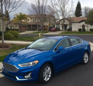 Last year for Ford Fusion Energi?