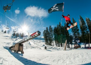 Boreal, Soda Springs discount lift tickets