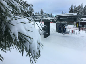 3 Tahoe ski resorts extend the season