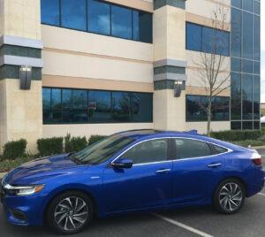 2019 Honda Insight a solid hybrid