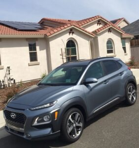 2019 Hyundai Kona appealing subcompact SUV