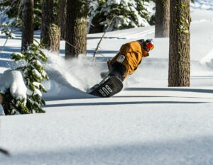 Four Tahoe ski resorts exceed 600 inches of snow