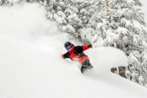 Squaw Valley receives 7 inches of snow
