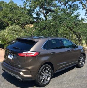 2019 Ford Edge gets facelift