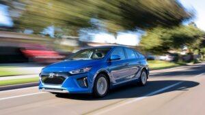 Hyundai Ioniq fantastic on fuel economy