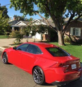 Lexus IS 350 needs more performance
