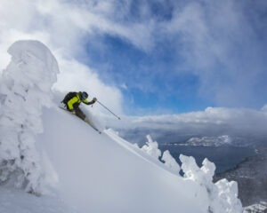 Diamond Peak ski resort Tahoe's hidden gem