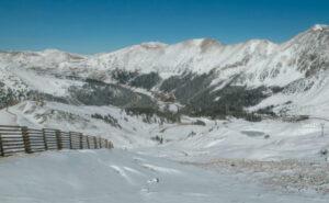 Arapahoe Basin first North American ski resort opening