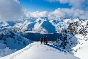 Mt. Rose airing Winterland ski movie