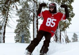 Sugar Bowl will offer r•Random giveaways will be awarded on the mountain to those wearing San Francisco 49ers jerseys