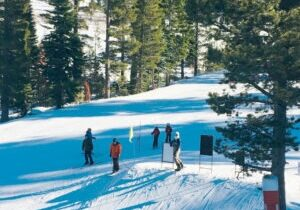 Alpine Meadows will be closed this Sunday. The resort opened Nov. 25.