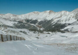 A-Basin has opened one lift – Black Mountain Express lift – from at 3:30-5:30 p.m. Friday. The lift will reopen at 8:30 a.m. Saturday, Oct. 12.