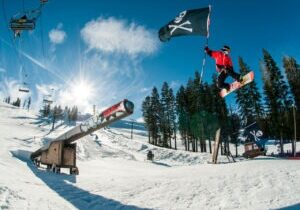 """Boreal Mountain has """"Feel Good Fridays"""" where it offers $25 lift tickets to all guests with $5 going to local charity."""