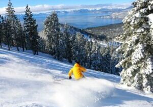 Diamond Peak ski resort has some of the lowest lift ticket prices among Tahoe ski resorts - $89 on weekdays and $99 on weekends.