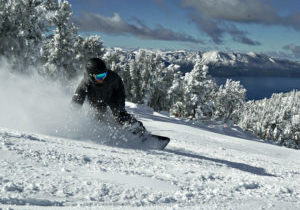 Heavenly ski resort will remain open until Memorial Day, which is believed to be the latest opening in resort history,
