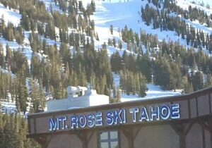 Mt. Rose is the first Tahoe-area ski resort to close for the 2019-20 season.