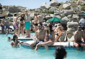 Squaw Valley will hold Freedom Fest July 4-6 with High Camp Pool & Hot Tub parties, live music on the mountain and in The Village at Squaw Valley.