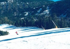 Squaw Valley is currently operating 13 lifts and nearby Alpine Meadows has eight lifts operating Sunday.