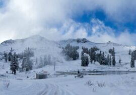 Weather and conditions permitting for skiing and snowboarding, Squaw-Alpine has its opening date scheduled for Wednesday, Nov. 25.
