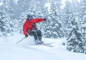 Squaw Valley has received 171 inches of snow this season, the most among Tahoe's 14 ski resorts.